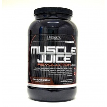 Гейнер ULTIMATE Nutrition  Muscle Juice Revolution 4.69 lb 2120 гр