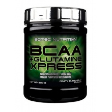 БЦАА Scitec Nutrition BCAA + Glutamine Xpress 300 гр