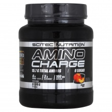 Аминокислоты Scitec Nutrition Amino Charge 570 гр